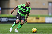 Forest Green Legends Danny Bailey during the Trevor Horsley Memorial Match held at the New Lawn, Forest Green, United Kingdom on 19 May 2019.