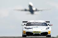 Take off! at Donington Races