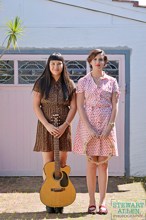Bernardine Grigson and Keira Jane Ephraims of Perth Indie Folk duo Fox Cat Rabbit have been selected as the sole support for Rodriguez at King's Park this December. They will also be supporting Australian band British India for the WA Mental Health week opening ceremony at Scarborough beach amphitheatre.
