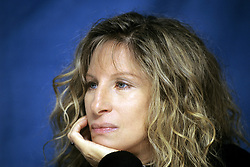 November 1, 1996 - Hollywood, California, U.S. - Barbara Streisand. Los Angeles, CA. November 1996  (Credit Image: © Armando Gallo via ZUMA Studio)