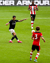 Pedro Pereira of Bristol City during a friendly match before the Premier League and Championship resume after the Covid-19 mid-season disruption - Rogan/JMP - 12/06/2020 - FOOTBALL - St Mary's Stadium, England - Southampton v Bristol City - Friendly.