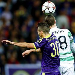 20140820: SLO, Football - UEFA Champions League Play Off, NK Maribor vs Celtic F.C.