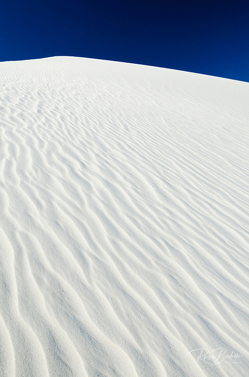 Dune patterns, White Sands National Monument, New Mexico USA