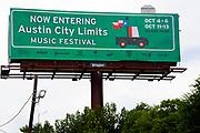Austin City Limits, Austin, Texas, September 17, 2013.