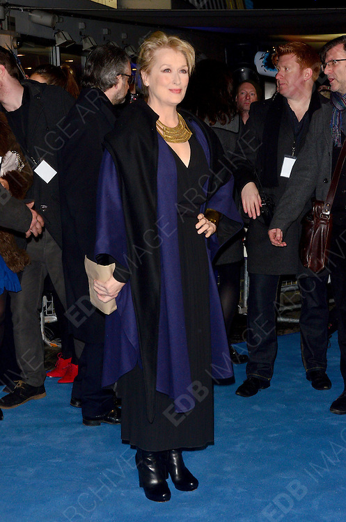 04.JANUARY.2012. LONDON<br /> <br /> MERYL STREEP AT THE EUROPEAN PREMIERE OF THE IRON LADY AT THE BFI SOUTHBANK IN LONDON<br /> <br /> BYLINE: EDBIMAGEARCHIVE.COM<br /> <br /> *THIS IMAGE IS STRICTLY FOR UK NEWSPAPERS AND MAGAZINES ONLY*<br /> *FOR WORLD WIDE SALES AND WEB USE PLEASE CONTACT EDBIMAGEARCHIVE - 0208 954 5968*
