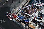 May 25-29, 2016: Monaco Grand Prix. Rio Haryanto (IND), Manor F1