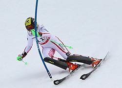 19.02.2011, Gudiberg, Garmisch Partenkirchen, GER, FIS Alpin Ski WM 2011, GAP, Damen, Slalom, im Bild Nicole Hosp (AUT) // Nicole Hosp (AUT) during Ladie's Slalom Fis Alpine Ski World Championships in Garmisch Partenkirchen, Germany on 19/2/2011. EXPA Pictures © 2011, PhotoCredit: EXPA/ M. Gunn
