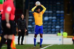 Mark Little of Bristol Rovers - Mandatory by-line: Ryan Hiscott/JMP - 08/02/2020 - FOOTBALL - Adam's Park - High Wycombe, England - Wycombe Wanderers v Bristol Rovers - Sky Bet League One