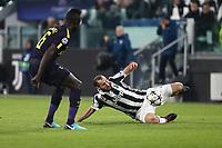 13.12.2018 - Torino - Champions League   -  Juventus-Tottenham nella  foto: Giorgio Chiellini