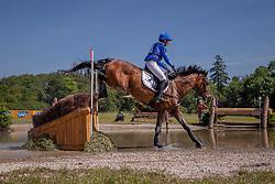 De Jong Sanne, NED, Flash<br /> Chateau d'Arville<br /> CCI3*-S Sart Bernard 2019<br /> © Hippo Foto - Dirk Caremans<br /> 23/06/2019