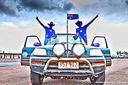 Australia Day Ute Run, 2014 Australia Day Council. Photo Creativer Light Studios/ Shane Eecen