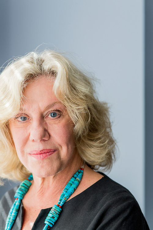 """America feminist and writer Erica Jong has just finished her follow-up to her success """"Fear of Flying"""". Her new book, """"Fear of Dying"""" takes on age and sexuality. Photo: Orjan F. Ellingvag"""