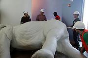 Registro obra Biomuseo Marzo 2013.©Victoria Murillo/Istmophoto.com
