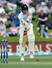 Dunedin-Cricket, New Zealand v Sri Lanka, 1st test, day 2