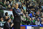 DESCRIZIONE : Campionato 2013/14 Dinamo Banco di Sardegna Sassari - Victoria Libertas Pesaro<br /> GIOCATORE : Sandro Dell'Agnello<br /> CATEGORIA : Allenatore Coach<br /> SQUADRA : Victoria Libertas Pesaro<br /> EVENTO : LegaBasket Serie A Beko 2013/2014<br /> GARA : Dinamo Banco di Sardegna Sassari - Victoria Libertas Pesaro<br /> DATA : 02/03/2014<br /> SPORT : Pallacanestro <br /> AUTORE : Agenzia Ciamillo-Castoria / Luigi Canu<br /> Galleria : LegaBasket Serie A Beko 2013/2014<br /> Fotonotizia : Campionato 2013/14 Dinamo Banco di Sardegna Sassari - Victoria Libertas Pesaro<br /> Predefinita :