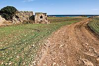 Vecchio villaggio di Polignano (Bari)