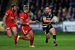 Ryan Lamb of Worcester Warriors - Photo mandatory by-line: Patrick Khachfe/JMP - Mobile: 07966 386802 27/05/2015 - SPORT - RUGBY UNION - Worcester - Sixways Stadium - Worcester Warriors v Bristol Rugby - Greene King IPA Championship Play-off Final (Second leg)