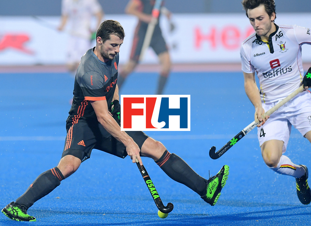 Odisha Men's Hockey World League Final Bhubaneswar 2017<br /> Match id:12<br /> Belgium v Netherlands<br /> Foto: <br /> COPYRIGHT WORLDSPORTPICS FRANK UIJLENBROEK