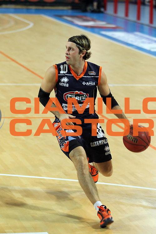 DESCRIZIONE : Frosinone Lega Due 2010-11 Prima Veroli Fileni BPA Jesi<br /> GIOCATORE : Andrea Pecile<br /> SQUADRA : Fileni BPA Jesi<br /> EVENTO : Campionato Lega Due 2010-2011<br /> GARA : Prima Veroli Fileni BPA Jesi <br /> DATA : 13/02/2011<br /> CATEGORIA :  Palleggio<br /> SPORT : Pallacanestro <br /> AUTORE : Agenzia Ciamillo-Castoria/A.Ciucci<br /> Fotonotizia : Frosinone Lega Due 2010-11 Prima Veroli Fileni BPA Jesi<br /> Predefinita :