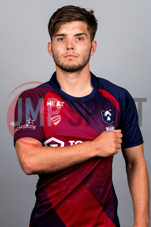 Harry Randell of Bristol Bears - Mandatory by-line: Robbie Stephenson/JMP - 01/08/2019 - RUGBY - Clifton Rugby Club - Bristol, England - Bristol Bears Headshots 2019/20