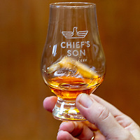 Chief's Son Distillery 2020