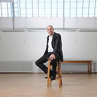 Jean-Pierre Greff,patron de la haute école d'art et de design de Genève.