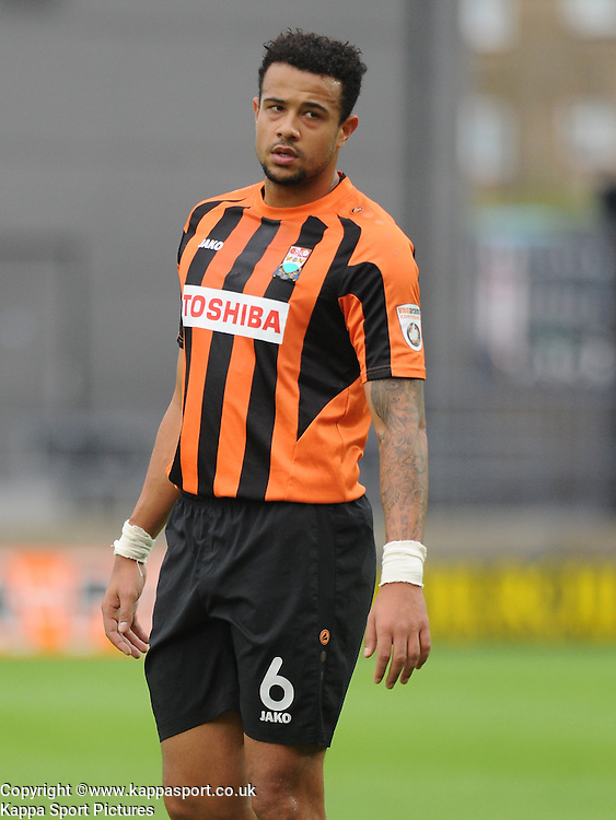 David Stephens Barnet, Barnet v Eastleigh, Vanarama Conference, Saturday 4th October 2014
