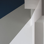 Residential wall and framing detail.<br />