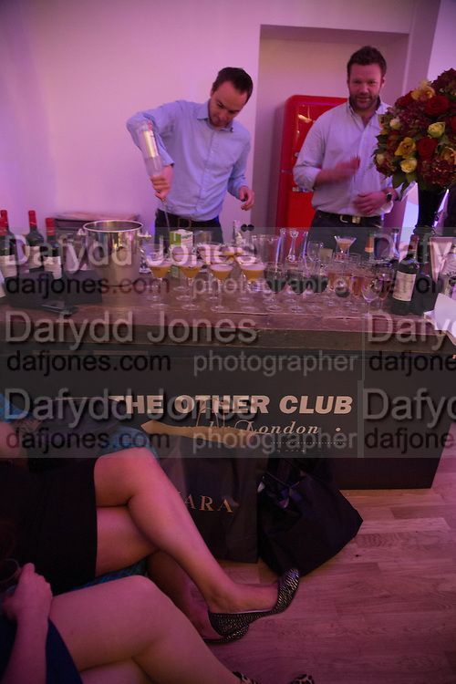 The opening of the Other Club.  theotherclub.co.uk , Kingly court, Soho, London. 27 September 2013
