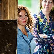 NLD/Hilversum/20190425 - Presentatie 3e editie Boerderij voorleesboeken, Katja Schuurman
