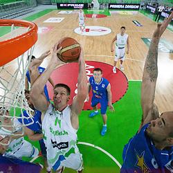 20120803: SLO, Basketball - Adecco Cup, Slovenia vs Bosna and Hercegovina