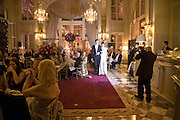Crillon Debutante Ball 2007,  Crillon Hotel Paris. 24 November 2007. -DO NOT ARCHIVE-© Copyright Photograph by Dafydd Jones. 248 Clapham Rd. London SW9 0PZ. Tel 0207 820 0771. www.dafjones.com.
