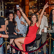 Driving holiday experience hosts yacht party at The Sunborn Yacht, Royal Victoria Dock on 31 May 2019, London, UK.