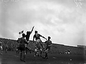 1961 - Waterford v Drumcondra, Dublin City Cup Semi-Final