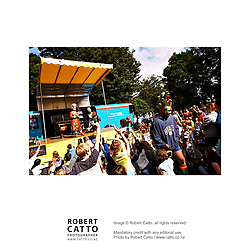 The Toyota Festival Picnic series brings free outdoor entertainment to Upper Hutt's Harcourt Park, as part of the New Zealand International Arts Festival 2004.