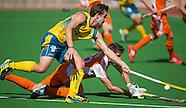 20121209 Australia v Netherlands  Gold Medal Final