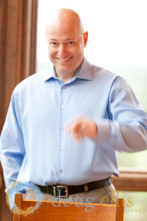 Life coach Michael Jaffe May 2011.
