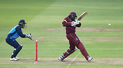 West Indies' Chris Gayle during the special fundraising T20 International match at Lord's, London.