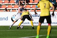 Fotball, NM 2.runde ,  <br /> 24.05.17<br /> Nammo Stadion<br /> Raufoss v Sogndal  0-2<br /> Foto : Dagfinn Limoseth , Digitalsport<br /> <br /> Simen Brekkhus , Sogndal
