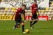 Ryan Flynn of St Mirren during the Ladbrokes Scottish Premiership match between Livingston and St Mirren at Tony Macaroni Arena, Livingstone, Scotland on 20 April 2019.