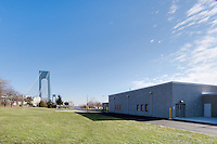 Architectural Image of Staten Island New York Army Base Fort Wadsworth by Jeffrey Sauers of Commercial Photographics, Architectural Photo Artistry in Washington DC, Virginia to Florida and PA to New England