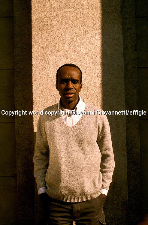 Pap Khouma<br />world copyright Giovanni Giovannetti/effigie