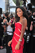 20.MAY.2011. CANNES<br /> <br /> ROSARIO DAWSON ON THE RED CARPET FOR MOVIE THIS MUST BE THE PLACE PREMIERE AT THE 64TH CANNES INTERNATIONAL FILM FESTIVAL 2011 IN CANNES, FRANCE<br /> <br /> BYLINE: EDBIMAGEARCHIVE.COM<br /> <br /> *THIS IMAGE IS STRICTLY FOR UK NEWSPAPERS AND MAGAZINES ONLY*<br /> *FOR WORLD WIDE SALES AND WEB USE PLEASE CONTACT EDBIMAGEARCHIVE - 0208 954 5968*