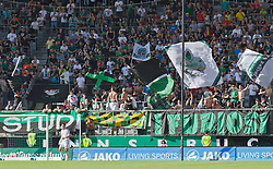 10.09.2011, Tivoli Stadion, Innsbruck, AUT, 1. FBL, FC Wacker Innsbruck vs SV Josko Ried, im Bild Fc Wacker Fans, EXPA Pictures © 2011, PhotoCredit: EXPA/ P.Rinderer