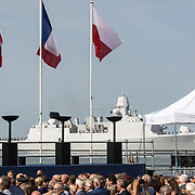 NLD/Terneuzen/20190831 - Start viering 75 jaar vrijheid, Commandofregat Zr.Ms. Evertsen