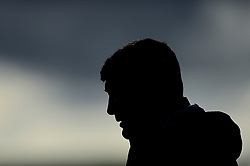 Rob Baxter of Exeter Chiefs prior to kick off  - Mandatory by-line: Ryan Hiscott/JMP - 19/10/2019 - RUGBY - Sandy Park - Exeter, England - Exeter Chiefs v Harlequins - Gallagher Premiership Rugby