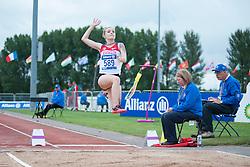 SAPOZHNIKOVA Anna, 2014 IPC European Athletics Championships, Swansea, Wales, United Kingdom