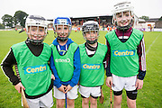 Turloughmore lads Mark Cummins, Ronan Flaherty, Cian O'Callaghan and Evan Gill <br />  Photo: Andrew Downes XPOSURE