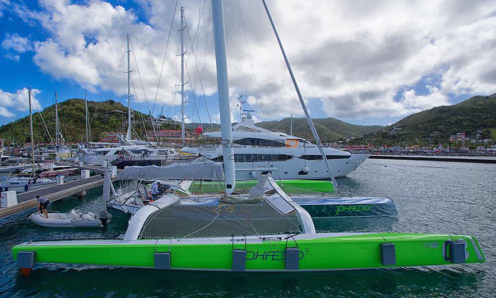 MOD 70 Phaedo³   Saint Marteen, March 2015 , Heineken Regatta
