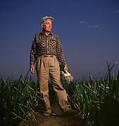 Vidalia Onion Farmer<br /> Photo by Michael A. Schwarz